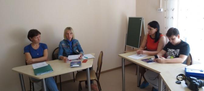 Встреча «Необычной школы» 12 сентября. Организационное собрание