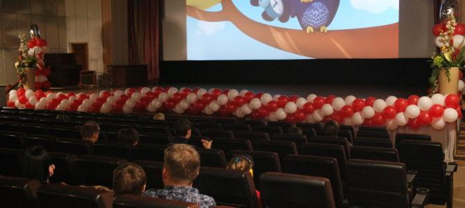 Сюжет АС Байкал ТВ о адаптированном киносеансе для детей с аутизмом в КДЦ «Художественный»