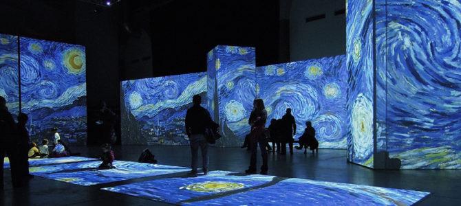 Приглашаем семьи, воспитывающие детей с аутизмом, на уникальную мультимедийную выставку легендарного художника Винсента Ван Гога!