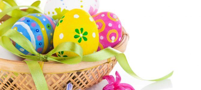 Христос Воскресе! Поздравляем со светлым праздником Пасхи!