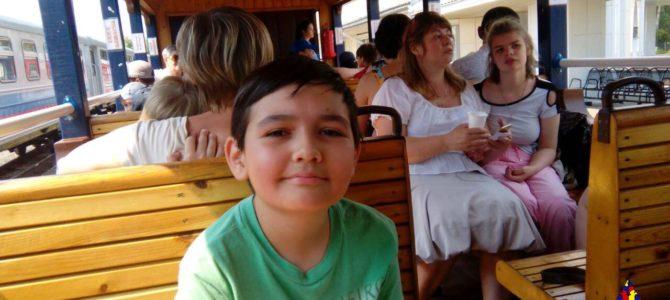 Детская железная дорога с «Солнечным кругом»