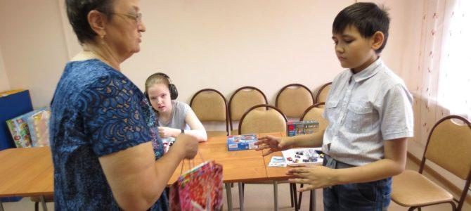 Фонд «Доступная среда» поздравил наших ребят с Днем защиты детей