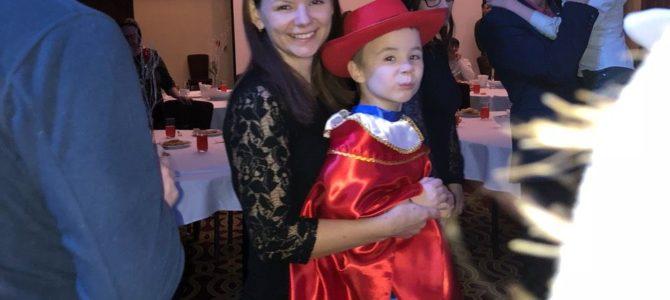 Новогоднее представление для особенных детей в отеле Кортъярд Марриотт Иркутск Сити Центр