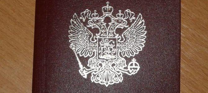 Кошкина дочка Даша. Паспорт