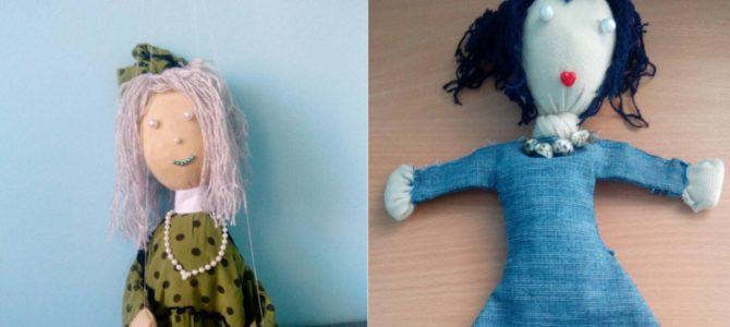 Швейная мастерская «Кукольная роскошь»: куклы, созданные в мастерской
