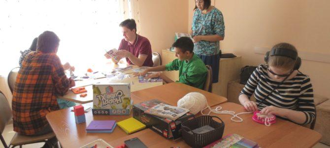 21 сентября, занятие «Необычной школы» в Гуманитарном центре — библиотеке им. семьи Полевых. Фотохроника (41 фотография)