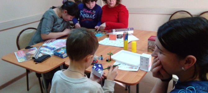 23 ноября, занятие «Необычной школы» в Гуманитарном центре — библиотеке им. семьи Полевых