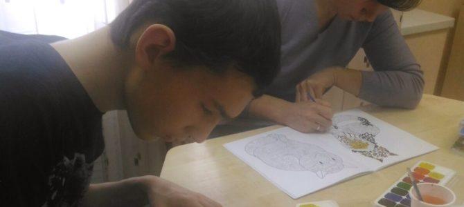 30 ноября, занятие «Необычной школы» в Гуманитарном центре — библиотеке им. семьи Полевых