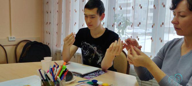 16 ноября, занятие «Необычной школы» в Гуманитарном центре — библиотеке им. семьи Полевых. Фотохроника (38 фотографий)