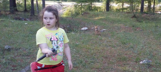 Проект «Жизнь с аутизмом». Анна. Монголия, продолжение